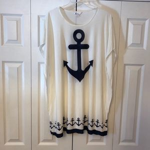 Cute Anchor Cover-Up